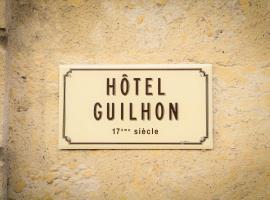 L'Hôtel Particulier Guilhon, Lectoure