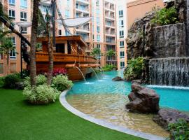Atlantis luxury Apartment, Jomtien Beach