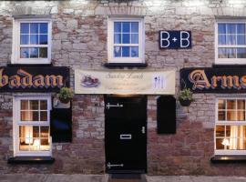 The Abadam Arms, Llanddarog
