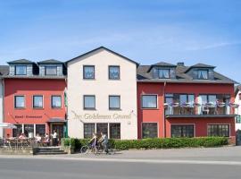 Hotel-Restaurant Im Goldenen Grund, Körperich (Niedergeckler yakınında)