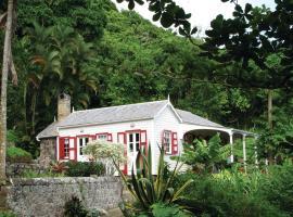 House On The Path, Windwardside