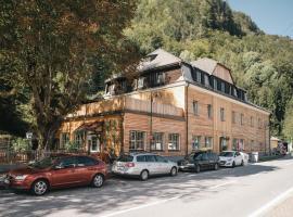 AOS Adventure Hostel, Grossreifling (Sankt Gallen yakınında)