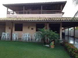 Casa POLITO, Monte Gordo (Barra de Jacuípe yakınında)