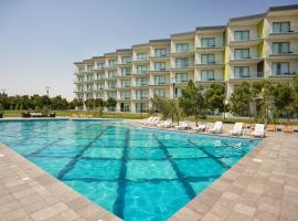 HomeBridge Hotel Appartments, Bakü (Lökbatan yakınında)