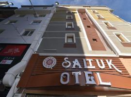 Saltuk Hotel, Эрзурум
