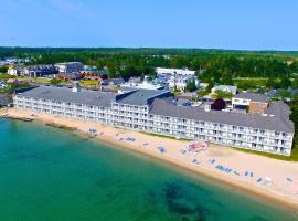 Hamilton Inn Select Beachfront 3 Stars Mackinaw City