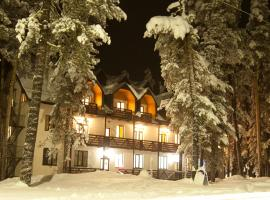 Hotel Laguna, Terskol