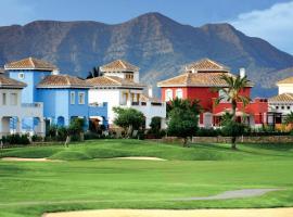 Lujosa Villa con piscina privada @ GolfClub, Torre-Pacheco (Los Martínez yakınında)