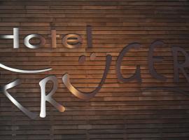 Hotel-Restaurant Krüger, Grafhorst (Kusey yakınında)