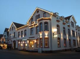 Hotel Deutsches Haus, Blomberg (Barntrup yakınında)