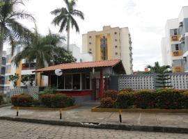 Apartmento Arena Amazonia 2525, Manaus (São Jorge yakınında)
