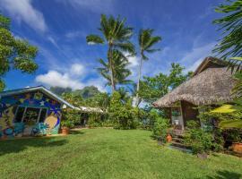 Bora Bora Bungalove, Bora Bora