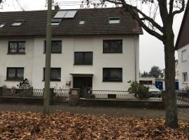 Gästehaus Windheim (Karlsruhe-Knielingen), Karlsruhe (Wörth am Rhein yakınında)