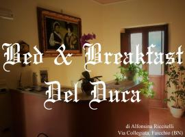Bed and Breakfast Del Duca, Faicchio (San Lorenzello yakınında)