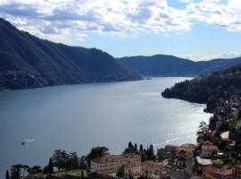 Bellavista wonderful lake view, Moltrasio