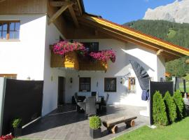 Alpen-Chalet Ehrwald