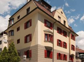Hotel Tautermann, Insbrukas