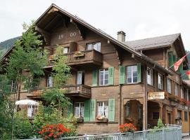 Hotel Wildhorn, Gstaad (Lauenen yakınında)