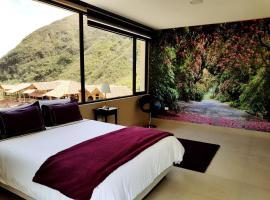 Hotel Termal Fuente De Vida, Urcuquí