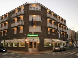 Hotel Teruel, Vinarós