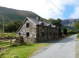 Troed yr Aran, Aber Cowarch (рядом с городом Llanymawddwy)