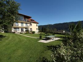 Ferienwohnungen Kircher Villa Baudisch, Sattendorf