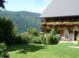Le Fraisy Location de Vacances, Dingy-Saint-Clair