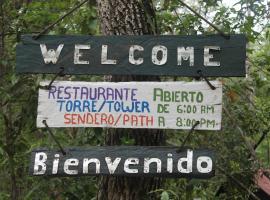 Campamento Yaax Che en Calakmul