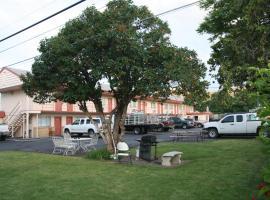 Ephrata Inn Motel, Ephrata (in de buurt van Quincy)