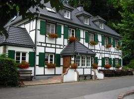 Wißkirchen Hotel & Restaurant, Odenthal (Burscheid yakınında)