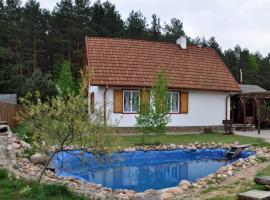 Agrousadba Pavlinovo, Pavlinovo (Grudy yakınında)