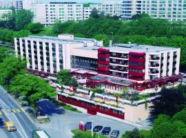 Au Parc Hotel, Fribourg (Belfaux yakınında)