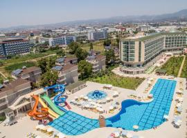 Hedef Beach Resort Hotel - Ultra All Inclusive