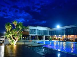 Prajaktra Design Hotel, Udon Thani