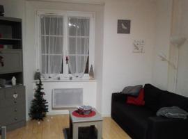 Appartement L'Accroche Coeur, Turckheim