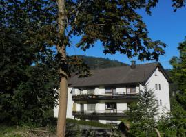 Ferienwohnung Tannwald, Бад-Херренальб