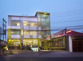 Fresh Hotel Sukabumi, Sukabumi (рядом с городом Jambatan)