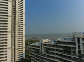 Tangjia Geli Coast Apartment, Zhuhai (Qi'ao yakınında)