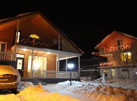 Tsaghveri Lodge, Tsaghveri (рядом с городом Kimotesubani)