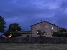 Posada Real El Prado Mayor, Quintanilla del Rebollar (рядом с городом Loma de Montija)