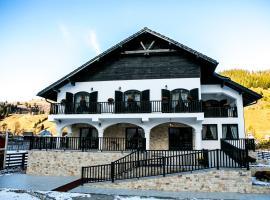 Luisenthal Conac, Fundu Moldovei (Lângă Pojorâta)