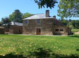 Casa Do Grilo, Monfero (Guitiriz yakınında)