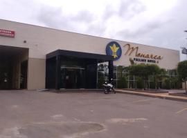 Monarca Pallace Hotel, Dom Pedro-Maranhao
