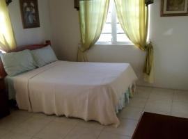 Suite Serenade, Dickenson Bay (Cerca de Barbuda)
