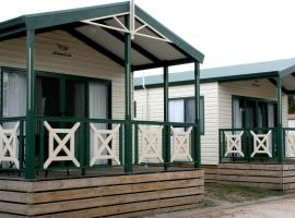 Geelong Surfcoast Hwy Holiday Park, Mount Duneed (Waurn Ponds yakınında)