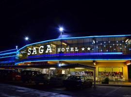 Complejo Hotelero Saga, Manzanares
