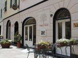 Hotel Ristorante Melograno, Spotorno