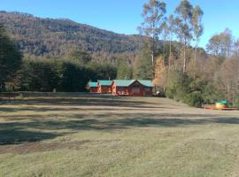 Cabañas Don Gabriel, Caburgua
