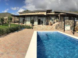 Villa Tenerife Sur, San Miguel de Abona (El Roque yakınında)