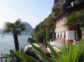 Elvezia al Lago, Lugano (Gandria yakınında)